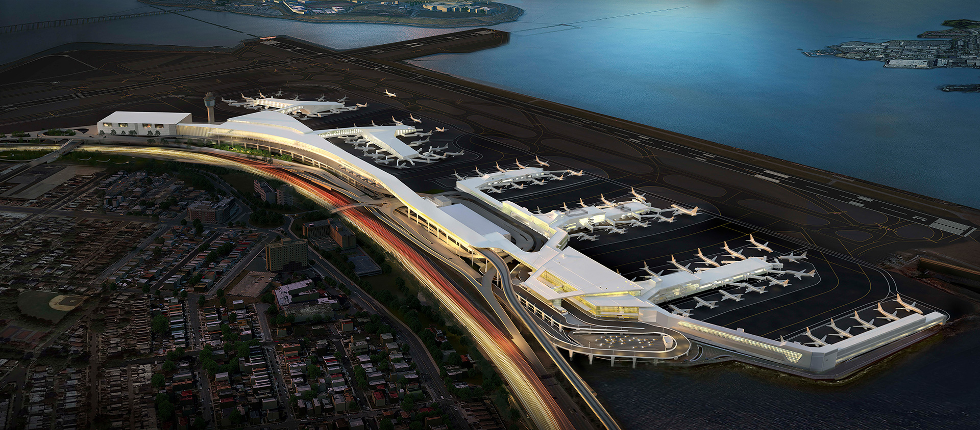 Rendering-nighttime-aerial-view-new-LGA