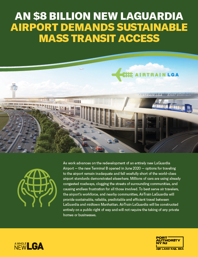 AirTrain Overview and Benefits